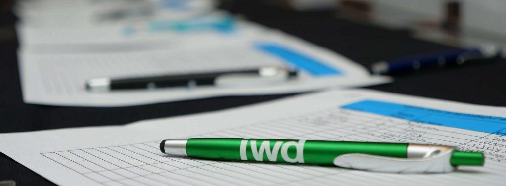 IWD Registration